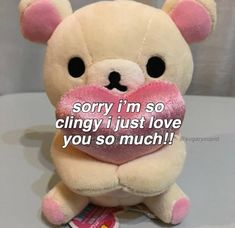 Love You Meme, Cute Love Memes, Sanrio, Flirty Memes, Aesthetic Memes, Snapchat Stickers, Mood Pics, Relationship Memes, Wholesome Memes