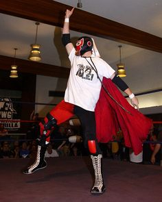 El Generico! by ch_devin, via Flickr