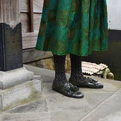 #tights by #ayame and #leather #shoes by #malababa