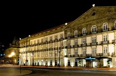 Palacio das Cardosas, agora hotel InterContinental - Porto