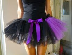 Hey, I found this really awesome Etsy listing at https://www.etsy.com/listing/158994915/black-and-purple-adult-tutu-rave