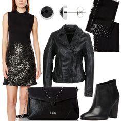 5a568637d0 Glam rock: outfit donna Rock per tutti i giorni e serata fuori | Bantoa