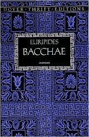 "Euripides ""Bacchae"" where a mother kills her son and then parades his head around on a spoke (unknowingly, of course)"