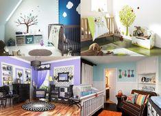 Baby room themes unique