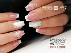 BrillBird Nails, Beauty, France, Finger Nails, Ongles, Beauty Illustration, Nail, Nail Manicure