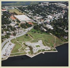 St. Augustine Florida, The Nations Oldest City