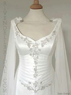 Rivendell Bridal This is the Evelyn dress!