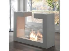 Living Room : Best Ideas Bioethanol Fireplace Free Standing Wall Mounted My Italian As Wells As Contemporary Design White Awesome Modern Italian Living Room - 19 Top Italian Living Room Design Ideas with Furniture Set Bioethanol Fireplace, Home Fireplace, Fireplace Modern, Fireplace Ideas, Biofuel Fireplace, Gas Fireplaces, Bedroom Fireplace, Brick Fireplace, Contemporary Fireplace Designs