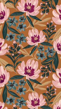 8 Free Fall Phone & Desktop Wallpapers - May Designs
