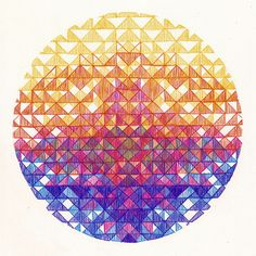 Circle & Triangle