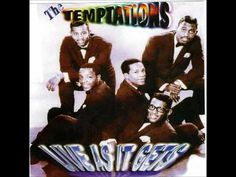 The Temptations {The Way you do the things you do} Live as it Gets.wmv