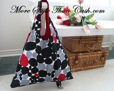 Sewing a Fabulous Fold Up Shopping Bag