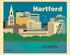 Hartford, Connecticut – Loose Petals