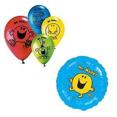 Mr-Men-Little-Miss-Party-Balloons