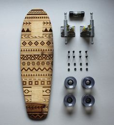 Skateboard on Behance