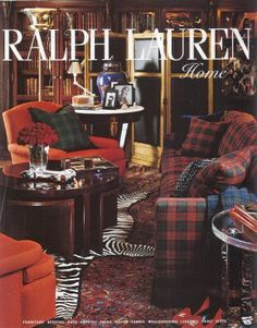Ralph Lauren Home Archives, Unknown collection, Living Room, Fall 2009