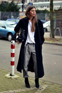 online store 29d70 d0c44 Schwarzer Mantel - klassisch oder extravagant? - Archzine ...