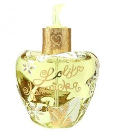 """Lolita Lempicka: Fleur Defendue (Forbidden Flower).  This is a different take on the original L.L. scent.  I like it, especially on hot days.  It the scent seems sunnier, brighter, sweeter.  Not as heavy on the anise scent.  The original description I read of the scent went on and on about the """"absinthe flower"""" (?), but the notes listed on fragrantica are completely different."""