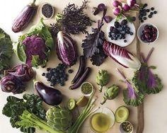 Beautiful produce spread