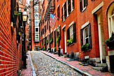 Visit Boston, Massachusetts - TripBucket