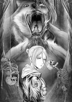 Attack On Titan Series, Attack On Titan Anime, New Image Wallpaper, Aot Wallpaper, Snk Annie, Annie Leonhart, Dark Anime Guys, Another Anime, Lone Wolf