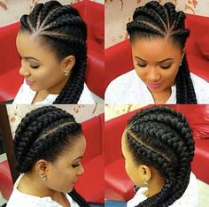 Perfect -GODDESS BRAIDS