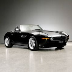 Modern classic convertible: A superbly cared for 2001 example of the BMW Z8, finished in a shade of deep black. The roadster features a matching black leather interior upholstery and is fitted with a 4.941ccm V8 engine with manual 6-speed gearbox. This formidable sports car commands an output of 400hp. Get all vending details at www.classic-trader.com/pn226075 Subscribe now for more classics!