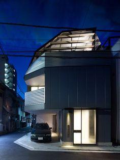 Keiji Ashizawa Design Co., Ltd-Mishima House
