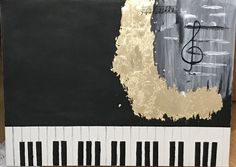 #acrylic #painting #piano #oilpainting