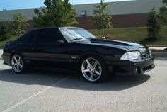 One day I will have my fox body mustang...