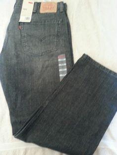 Check out New Levis 505 Jeans size 38x30 #Levis #ClassicStraightLeg http://www.ebay.com/itm/-/131338537834?roken=cUgayN&soutkn=h0LufW via @eBay