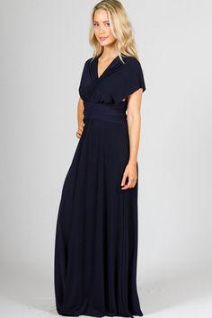 347f6ffc90 Marilyn Multi-Way Maxi Dress - Mint Wrap Dress, Dress Shops, Wedding Parties
