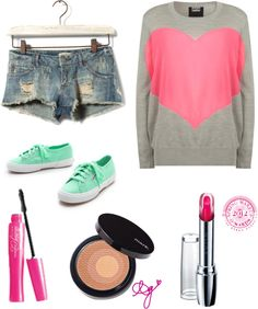 """""""Casual♥"""" by laura-restrepo on Polyvore"""