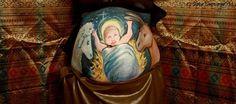 By: Satu Laaninen Herkkupurkki: bodyart Herkkupurkki: taideteos body art, bregnant, baby, painting Baby Painting, Some Body, My Works, Body Art, Fictional Characters, Body Mods, Fantasy Characters, Baby Drawing