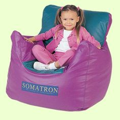 Somatron Vibroacoustic Chair - Music Cloud Chair - National Autism Resources