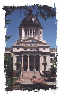 "State Capitol Building - Pierre, SD (pronounced ""peer""). Facebook - www.facebook.com/outdoorcampus Our website www.outdoorcampus.org/"