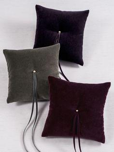 Velvet Ring Pillow (Multiple Colors Available) Childrens Shop, Ring Pillow, Winter Weddings, Event Decor, Fall Wedding, Velvet, Throw Pillows, Colors, Rings