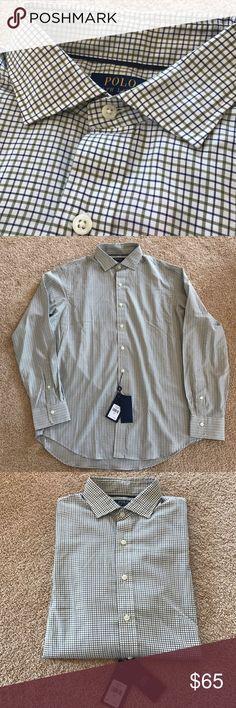 Polo Ralph Lauren Classic Twill Button Down Size L Polo Ralph Lauren Classic Twill Button Down Size L Polo by Ralph Lauren Shirts