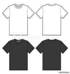 TEE Shirt top fashion flat technical drawing template - Buy this stock vector and explore similar vectors at Adobe Stock T Shirt Sketch, Shirt Drawing, Clothing Templates, Clothing Sketches, Top Fashion, Fashion Flats, Shirt Logo Design, Shirt Designs, Cool T Shirts