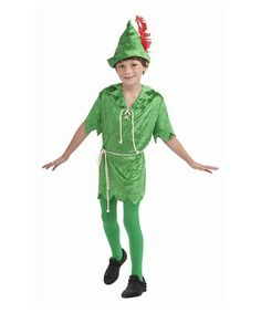 Loving this Forest Friend Dress-Up Outfit - Boys on #zulily! #zulilyfinds