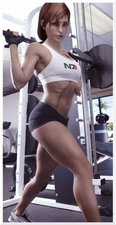 The Full-Body Workout For Extreme Fitness! If you find it simply too hard to stick to a workout plan, why not try a full-body workout program? Fitness Lady, Body Fitness, Fitness Tips, Health Fitness, Female Fitness, Workout Fitness, Female Muscle, Fitness Weightloss, Health Diet