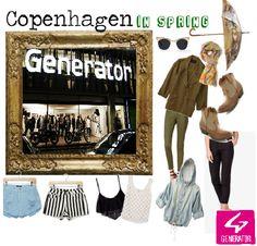 What to Pack for Europe: COPENHAGEN in SUMMER #travel #fashion #PackingList via TravelFashionGirl.com