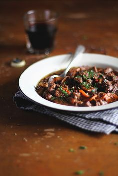set meal.: Beef and Guinness Stew