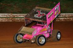 Sprint car racing legend Kramer Williamson died as a result of serious injuries he received in a race. R.I.P.