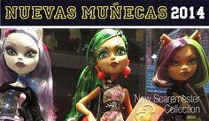 Muñecas Monster High Originales