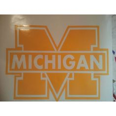 Univ Of Michigan Cornhole Decals Vinyl Decals Ready To Apply - Truck window decals   how to purchase and get a great value safely