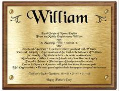 William | Angies Creation