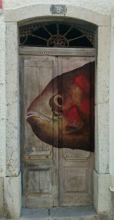 Door - Sesimbra | Flickr - Photo Sharing!