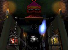 "obscurevideogames: "" ""5t"" - Gregory Horror Show (Capcom - PS2 - 2003) """