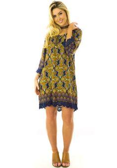 Angie Tunisia Dress
